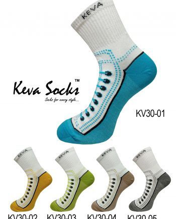kv30 shoe lace socks
